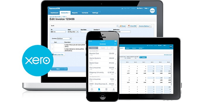 Xero tool for maintaining HR or bookkeeping records
